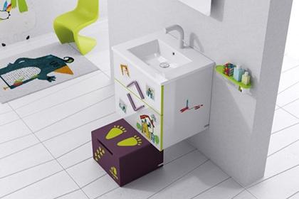 Ideje za decija kupatila