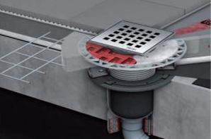 Montaža odvodne garniture