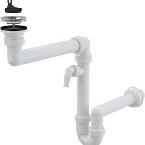 Sifon jednodelne sudopere