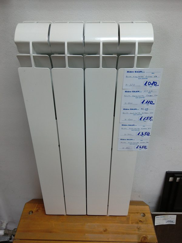 Global radijator