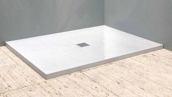 Hora Stone 100x80 white