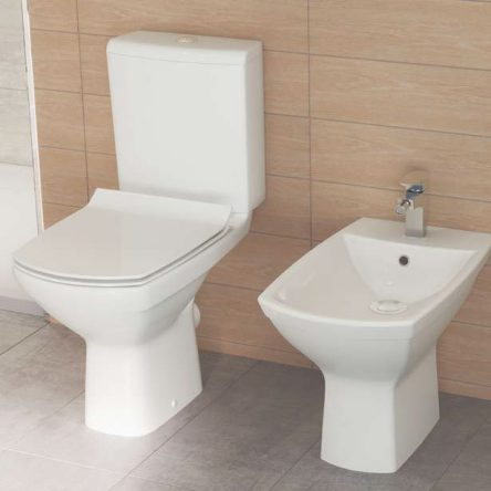 Monoblok baltik wc šolja Carina