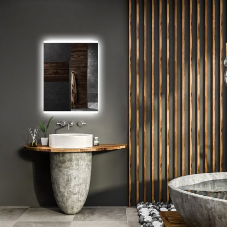 Led kupatilsko ogledalo 667577 Flora