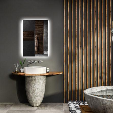 Led kupatilsko ogledalo 667579 Florina