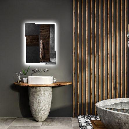 Led kupatilsko ogledalo 667576 Aurora