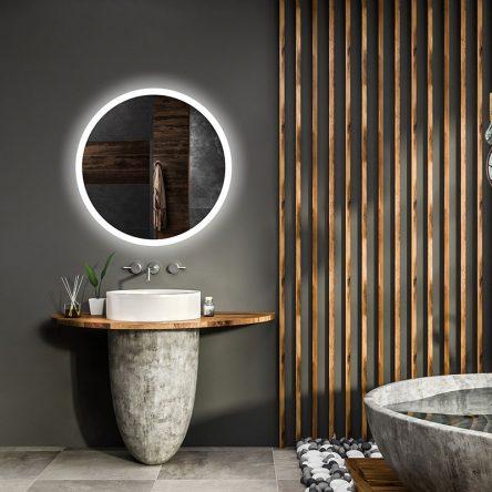Led kupatilsko ogledalo 667580 Luna