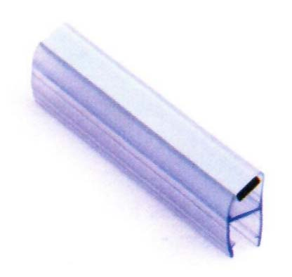 Silikonske dihtung lajsne sa magnetom za tuš kabine, SLAMAG2-PS9