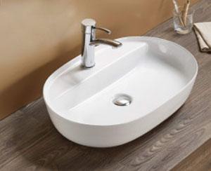Minotti Nadgradni lavabo 7012