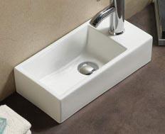 Minotti Nadgradni lavabo 7014