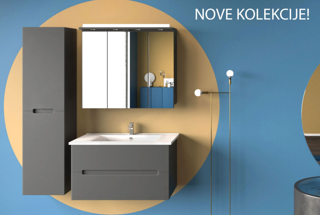 Roper nova kolekcija kupatilskog namestaja